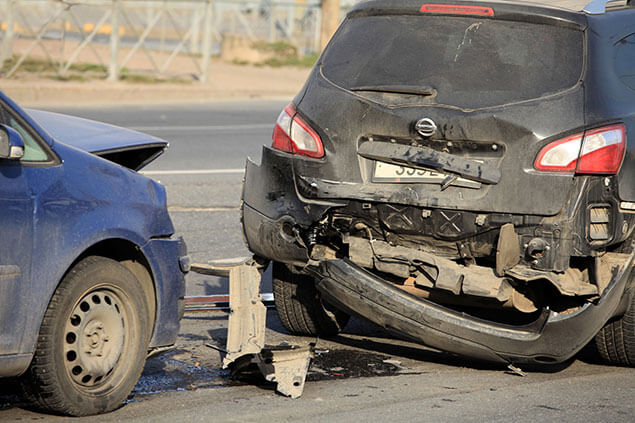Minor Car Accident Turns Into Major Injury Car Accident