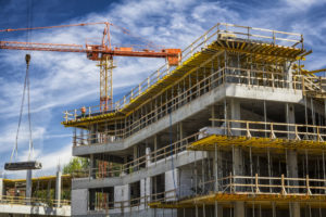 Formworker Hit By Load On Crane
