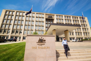 The Treasury Canberra ACT