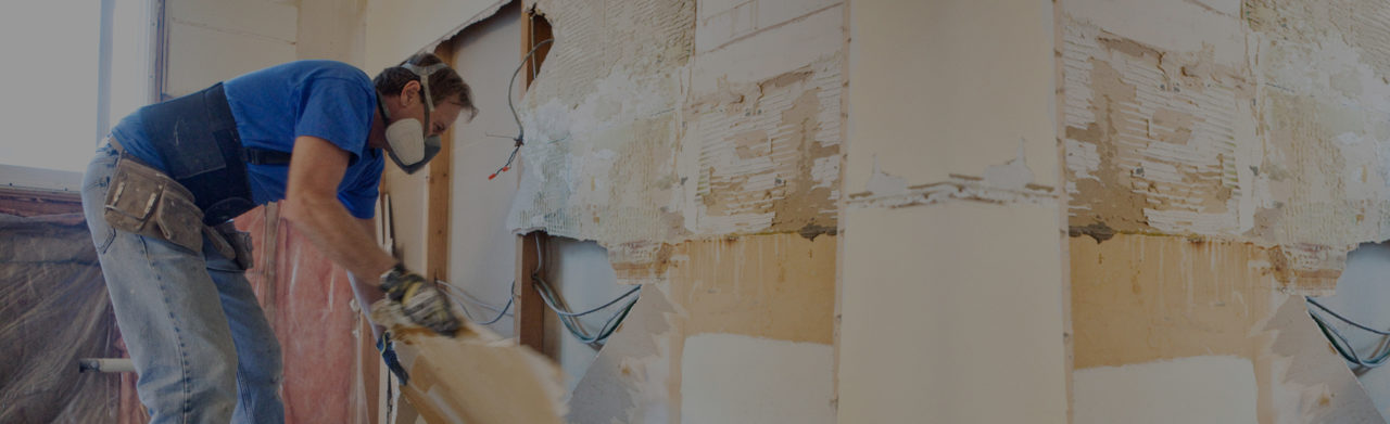 Renovators caught in the third wave of asbestos-related compensation claims.