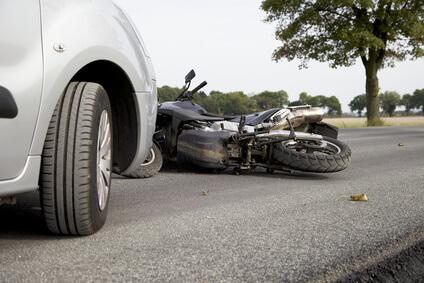 Freak Accident In Family Car