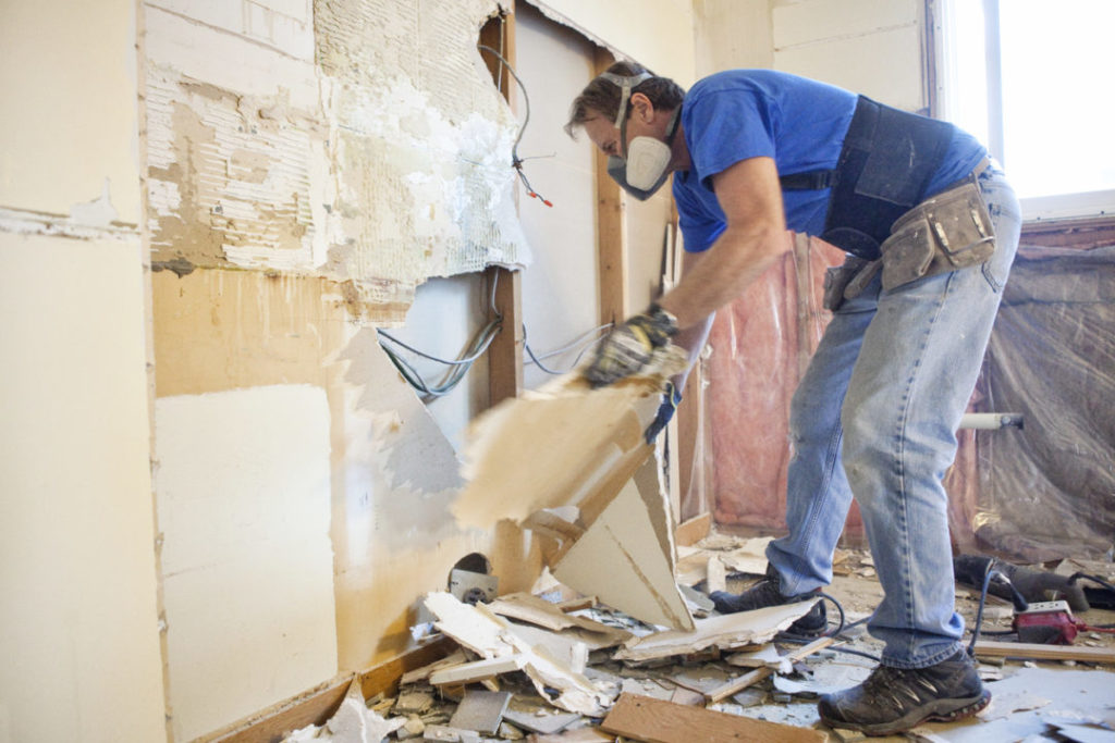 Third wave Asbestos Exposure