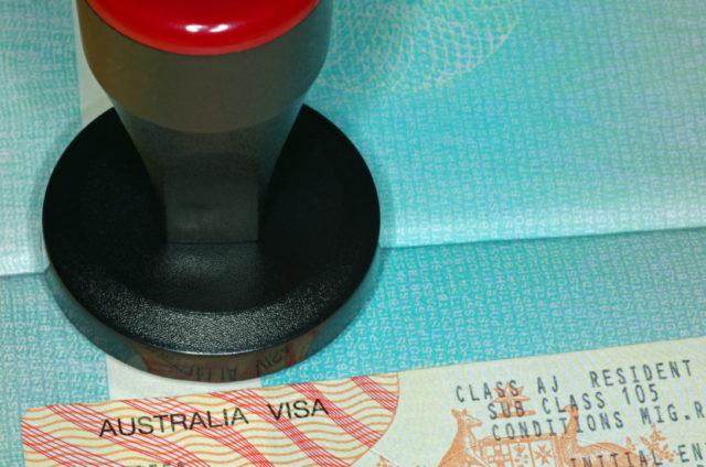 Australian Working Visa 457 changes