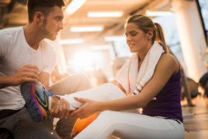 Injuries at Gym Compensation