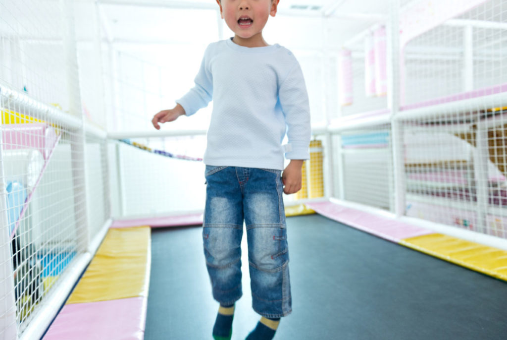 Has your child been Injured at a trampoline park