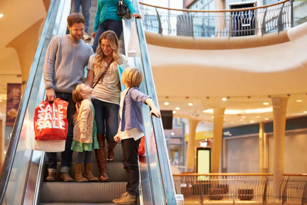 Personal Injury at Shopping Centre or Supermarket