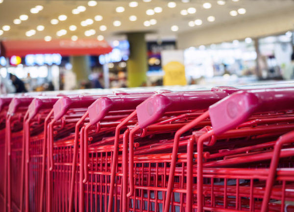 Supermarket Slip & Fall