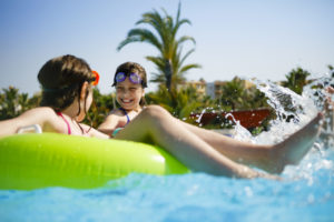 Holiday accommodation slip trip & fall injuries