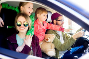 Motor Vehicle Accidents During the Holidays