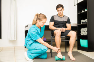 Severe Foot Injury Negligence Successful Claim