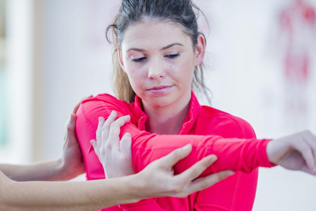 Personal Injury Claim Lifting Injury