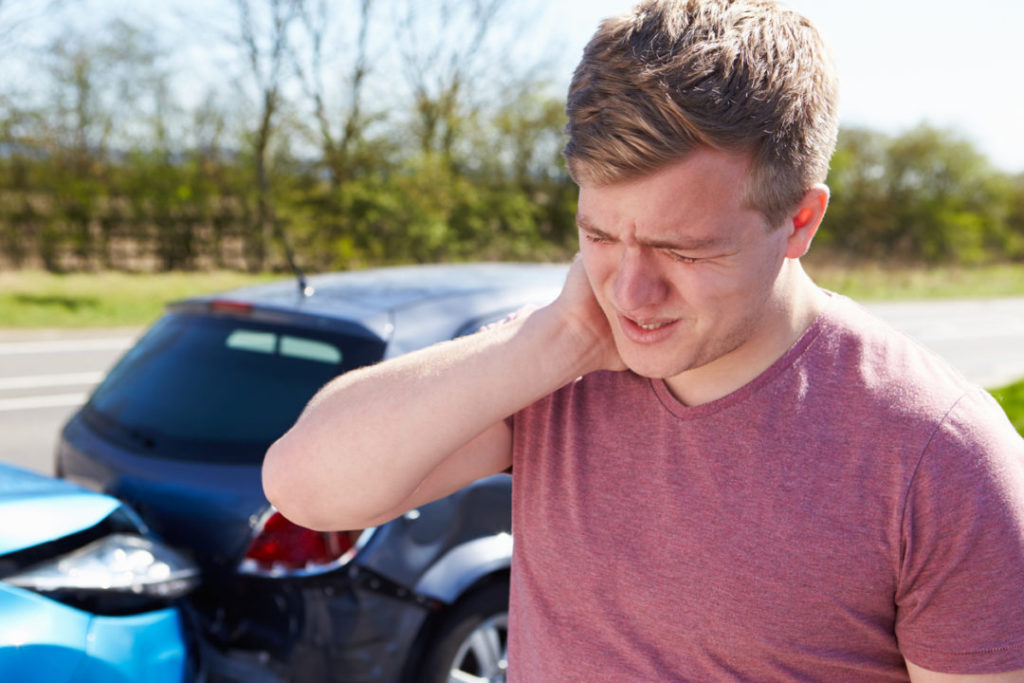 Car accident devastates rigger