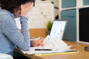 Spousal Debt Dealt with in Divorce and Separation